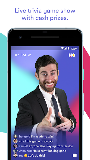HQ Trivia 1.16.0 screenshots 1
