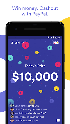 HQ Trivia 1.16.0 screenshots 3