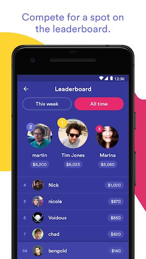 HQ Trivia 1.16.0 screenshots 4