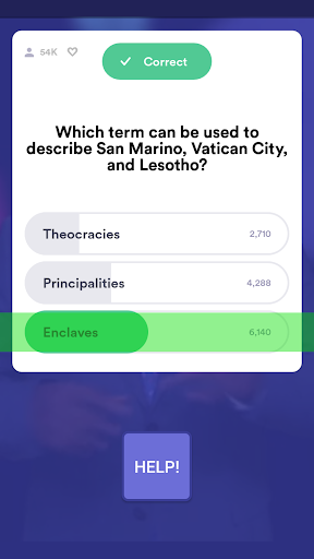 HQ Trivia Helper 1.3.8 screenshots 3
