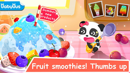 Ice Cream amp Smoothies – Educational Game For Kids 8.25.10.00 screenshots 1