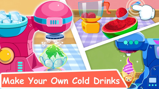Ice Cream amp Smoothies – Educational Game For Kids 8.25.10.00 screenshots 2