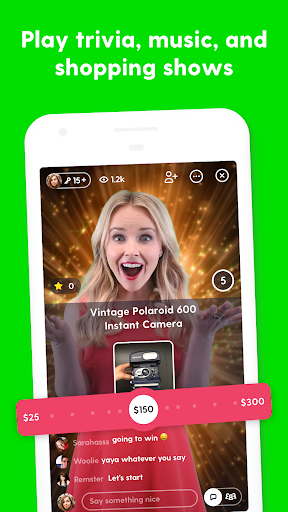 Joyride play live game shows with friends 2.4.3 screenshots 5