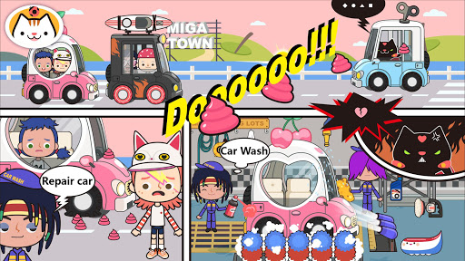 Miga Town 1.3 screenshots 2