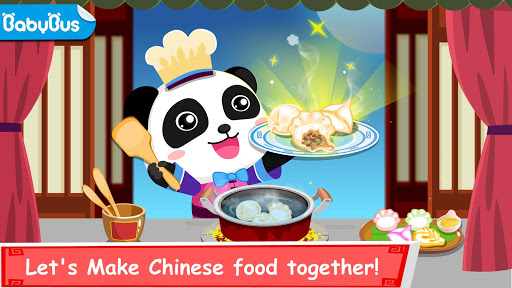 Panda Chef Chinese Recipes-Cooking Game for Kids 8.26.00.02 screenshots 1