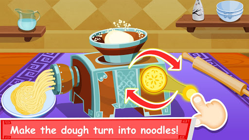 Panda Chef Chinese Recipes-Cooking Game for Kids 8.26.00.02 screenshots 4