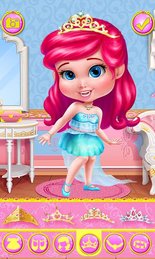 Princess Makeover Girls Games 1.2 screenshots 3
