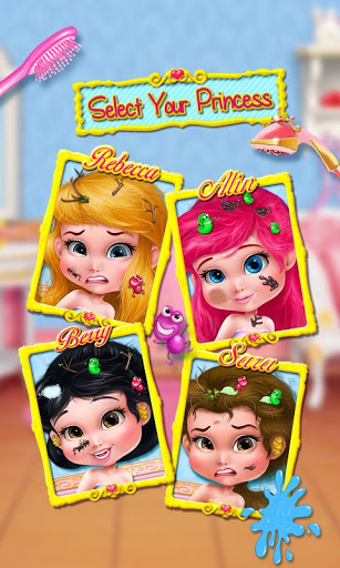 Princess Makeover Girls Games 1.2 screenshots 4