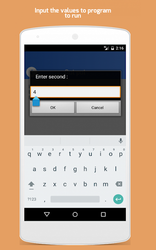 Python For Android 2.3.0 screenshots 3