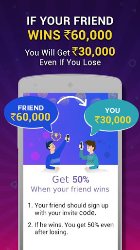 Qureka Play Live Trivia Game Show amp Win Cash 1.0.33 screenshots 3