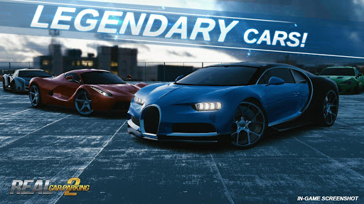 Real Car Parking 2 Driving School 2018 2.01 screenshots 4