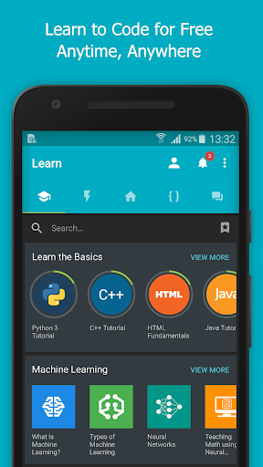 SoloLearn Learn to Code for Free 2.2.4 screenshots 1