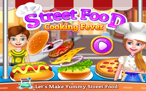 Street Food – Cooking Game for Kids 1.2.1 screenshots 1