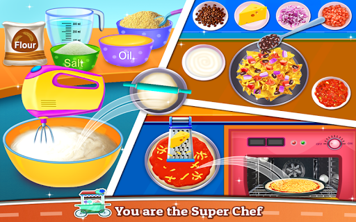 Street Food – Cooking Game for Kids 1.2.1 screenshots 4