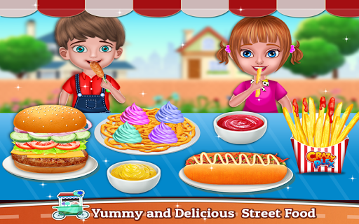 Street Food – Cooking Game for Kids 1.2.1 screenshots 5