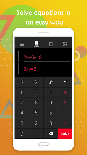 Super Calculator-Solve Math Problems by Camera 1.3.1 screenshots 1