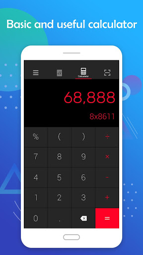 Super Calculator-Solve Math Problems by Camera 1.3.1 screenshots 2