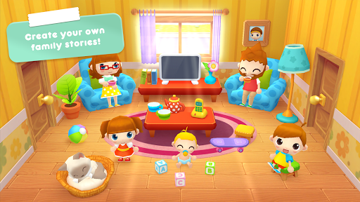 Sweet Home Stories – My family life play house 1.1.0 screenshots 2