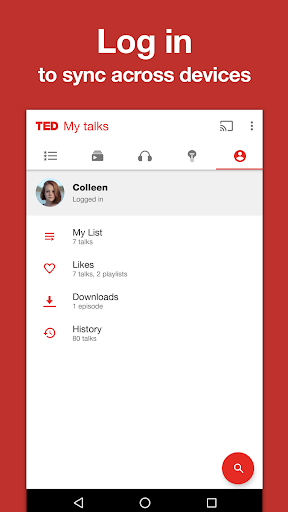 TED 3.2.5 screenshots 5