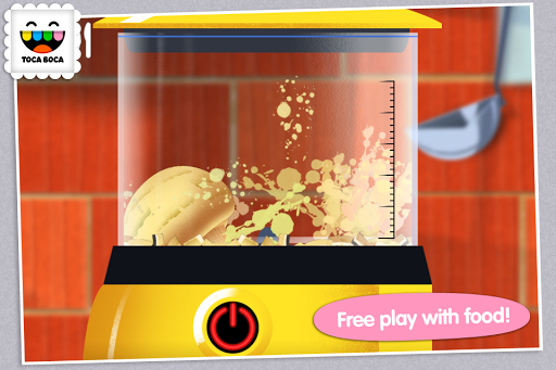 Toca Kitchen 1.1.7-play screenshots 2
