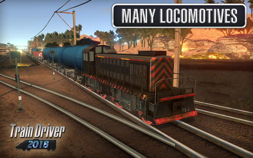 Train Driver 2018 1.5.0 screenshots 2