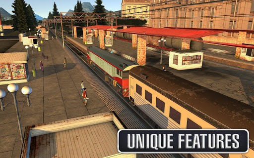 Train Driver 2018 1.5.0 screenshots 3