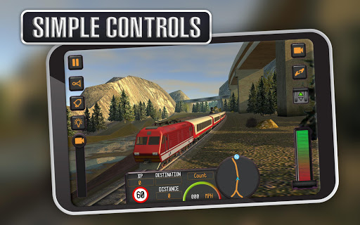 Train Driver 2018 1.5.0 screenshots 4
