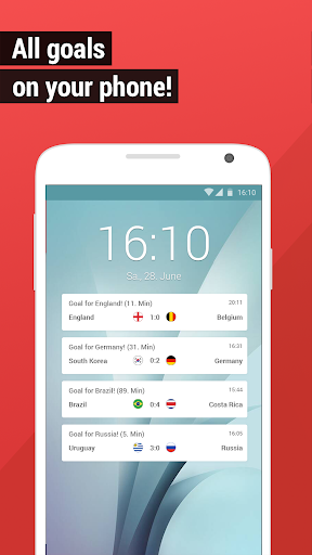 World Cup App 2018 – Live Scores amp Fixtures 4.1.5 screenshots 4