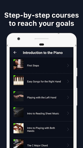 flowkey Learn Piano 2.0.4 screenshots 3
