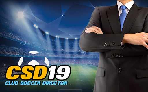 Club Soccer Director 2019 – Soccer Club Management 1.0.7 screenshots 1