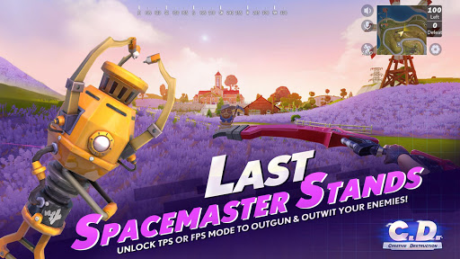Creative Destruction 1.0.21 screenshots 4