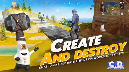 Creative Destruction 1.0.21 screenshots 5
