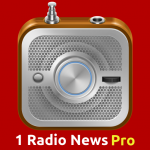 Download 1 Radio News Pro: More Features and Shows, No Ads MOD APK Unlimited Money