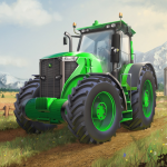 Download Europe Farming Sim 2019  MOD APK Unlimited Gems