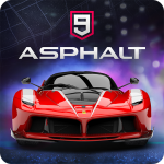 Download Full Asphalt 9: Legends – 2018's New Arcade Racing Game 1.0.1a MOD APK Unlimited Money