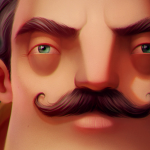 Download Full Hello Neighbor 1.0 MOD APK Unlimited Gems
