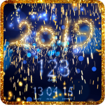 Download Full New Year 2019 countdown premium  APK MOD Unlimited Gems