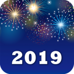 Download Full New Year Countdown 2019 1.5 APK MOD Unlimited Cash