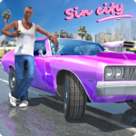 Download Sin City Crime Simulator V – Gangster 1.4 APK MOD Unlimited Cash