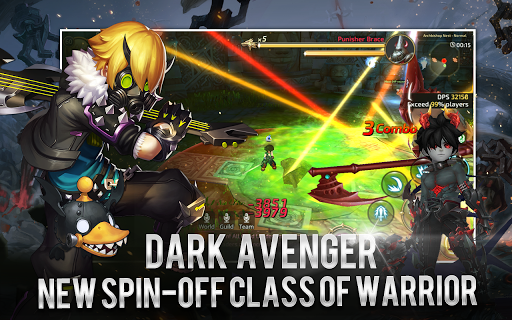 Dragon Nest M – SEADark Avenger 1.3.0 screenshots 2