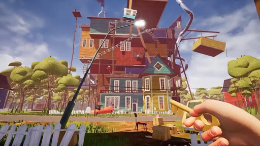 Hello Neighbor 1.0 screenshots 4