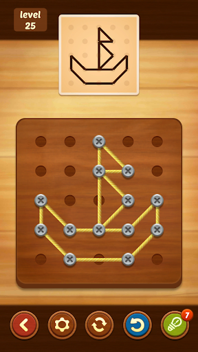 Line Puzzle String Art 1.3.11 screenshots 3