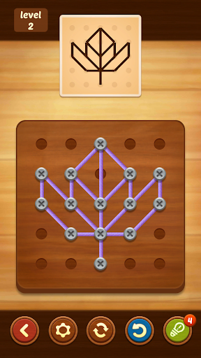 Line Puzzle String Art 1.3.11 screenshots 4