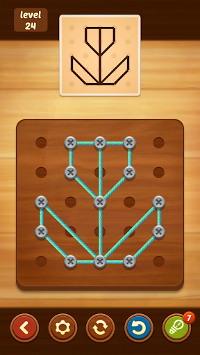 Line Puzzle String Art 1.3.11 screenshots 5