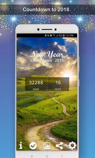 New Year Countdown 2019 1.5 screenshots 3