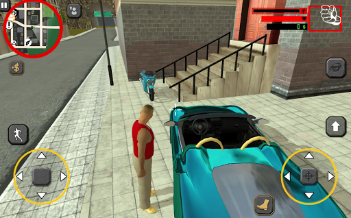 Robo De Autos Mafia Juego 2019 1.1.3 screenshots 1