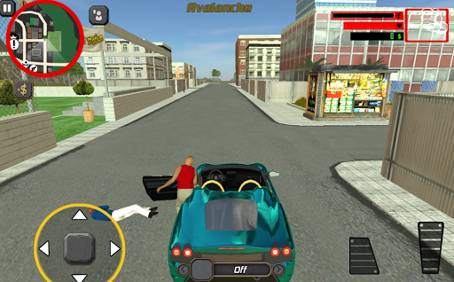 Robo De Autos Mafia Juego 2019 1.1.3 screenshots 2