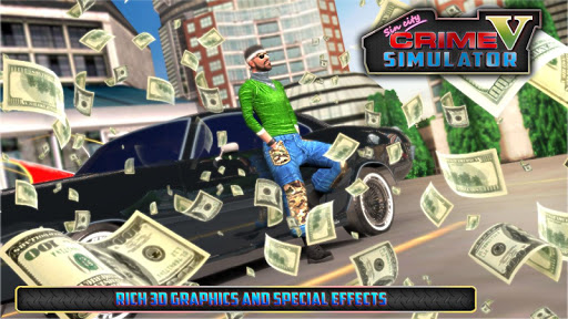 Sin City Crime Simulator V – Gangster 1.4 screenshots 2