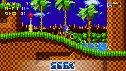 Sonic the Hedgehog Classic 3.3.0 screenshots 1