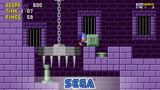 Sonic the Hedgehog Classic 3.3.0 screenshots 2